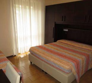 Beengtes Zimmer Hotel Bellavista