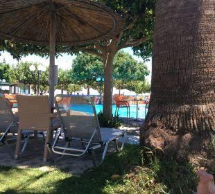 Klasse zum Abhängen Hotel Corissia Beach