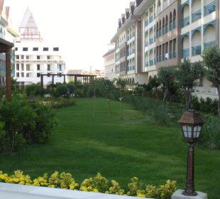 Gartenanlage 1.Etage Hotel Side Crown Palace