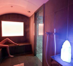 Entspannung in der Dampfsauna Vital Hotel Zum Ritter
