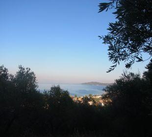 Ausblick Hotel Corfu Pelagos