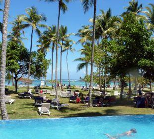 Der kleine Pool COOEE at Grand Paradise Samana