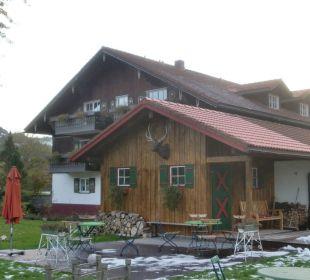 Grillplatz Hotel Mühlenhof