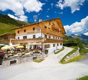 Gasthof Sommer Alpengasthof Pension Praxmar