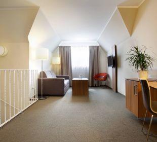 Suite Wohnzimmer Hotel Am Jakobsmarkt