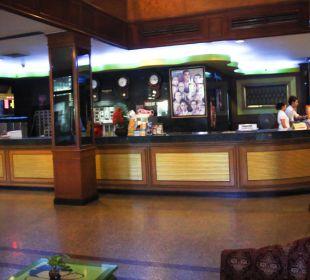 Ресепшен Hotel Pattaya Garden