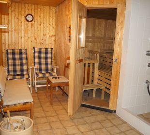 Inklusive Sauna Haus Mühlentrift