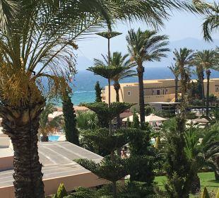 Zimmerblick auch zum Meer Hotel Horizon Beach Resort