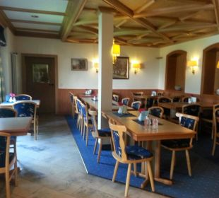 Gemütlicher Gastraum Hotel Margeritenhof