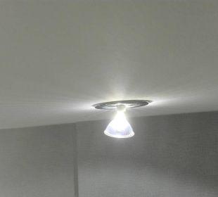 Zimmer 253 - Badezimmerbeleuchtung Dorint Park Hotel Bremen