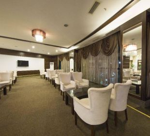 Lobby & TV section Eldar Resort