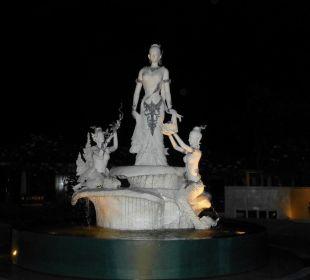 Hoteleinfahrt Hotel Mercure Koh Chang Hideaway