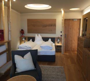 Belvederezimmer Alpin Panorama Hotel Hubertus