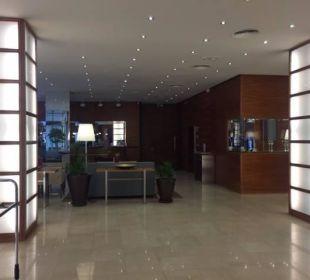 Lobby und Bar K+K Hotel Fenix