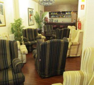 Salonbereich/Hotelbar Hotel Galeon
