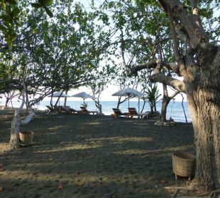 Es gab genug Schatten Hotel Matahari Beach Resort & Spa