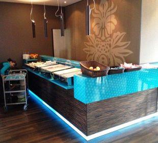 Frühstücksbuffet Motel One Stuttgart