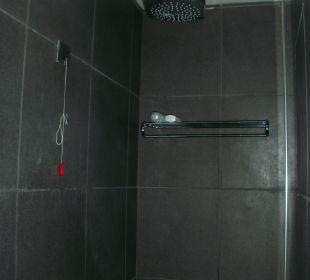 Regenwald Dusche Hotel Avala