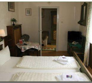 Zimmer Nr. 25 - Gartenzimmer Hotel Haus Hillesheim