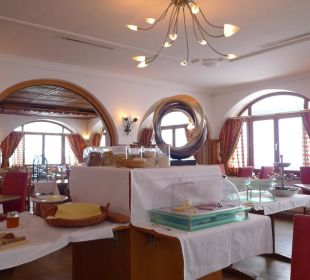 Frühstück am Morgen Hotel Fidazerhof