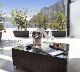 Terrasse Hotel Agritur Acetaia Gourmet & Relax