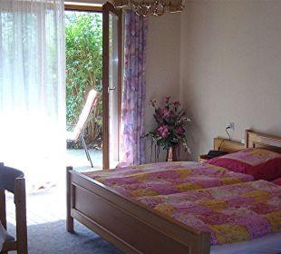 4-Sterne-Ferienwohnung, Schlafzimmer 3 Ferienwohnung Lettenmaier