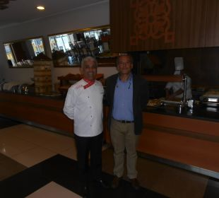 Chef de Cuisine und General Manager Hotel Titan Select