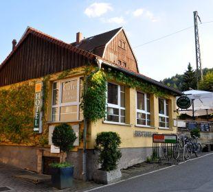 Restaurant mit Terrasse Ettrich's Hotel