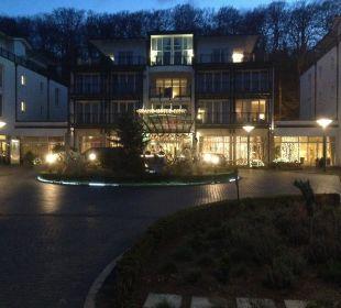 Weihnachtlich schön geschmückt , sehr einladend Grand Hotel Binz by Private Palace Hotels & Resorts