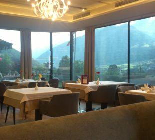 Restaurant mit Panoramablick Hotel Bergkranz