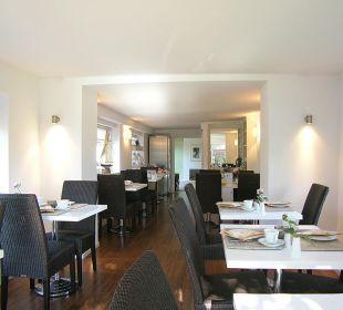 Frühstücksbuffet bis 11.00 Uhr Hotel Long Island House Sylt