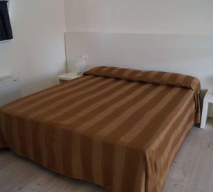 Schlafzimmer oben Hotel Eden Lido Di Jesolo