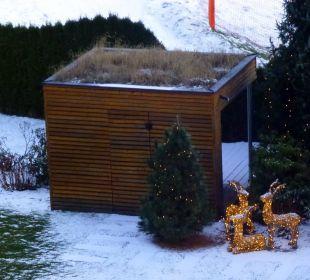 Weihnachts-Stimmung Sonnhof Alpendorf