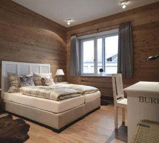 Appartement 2 - Schlafzimmer Stadt Chalet