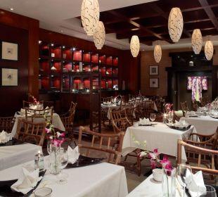 Rickshaw restaurant Hotel Corinthia Prag