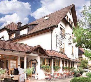 Außenansicht Hotel Engel Kohler
