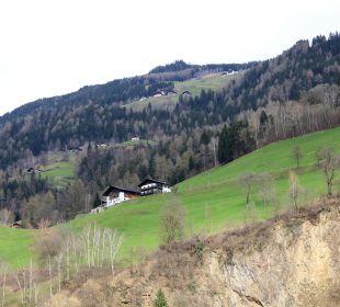 Aus dem Zimmer in nördlicher Richtung Hotel Alpenhof Passeiertal