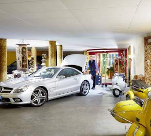Geschütze Garage Hotel Quelle Nature Spa Resort