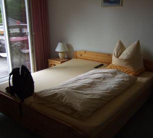 Doppelzimmer als Einzelzimmer Hotel Waldeck