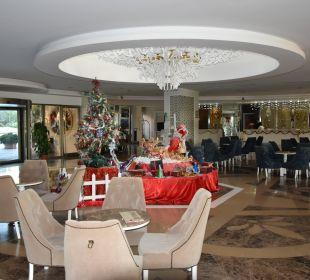 Schön dekoriert  Hotel Seamelia Beach Resort