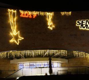 Weihnachten  TUI Sensimar Side Resort & Spa
