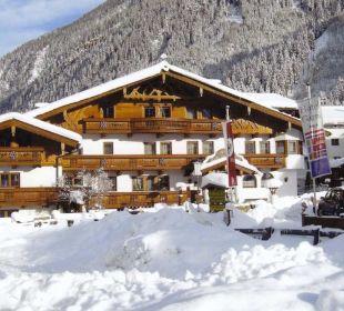 Krößbacherhof im Winter Hotel Garni Krößbacherhof