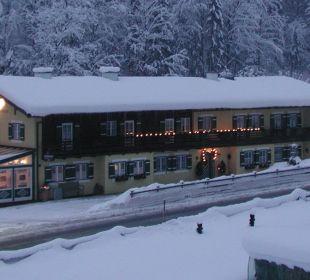 Wintertraum Gästehaus Martinsklause