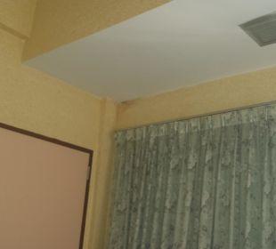 Klimaanlage tropft  Hotel Pattaya Garden