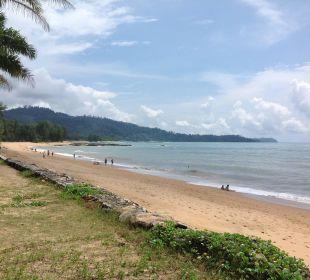 Strand lins Hotel Mukdara Beach Villa & Spa Resort