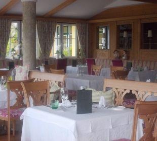 Speiseraum Alpines Lifestyle Hotel Tannenhof