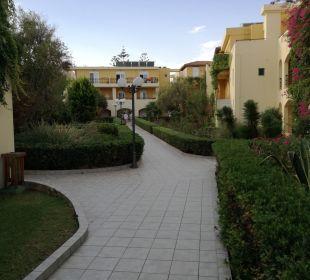 Hotelanlage Vantaris Beach Hotel