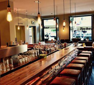 Unsere Bar im Five Diner Hotel FIVE