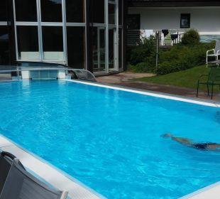 Aussenpool Hotel Bon Alpina