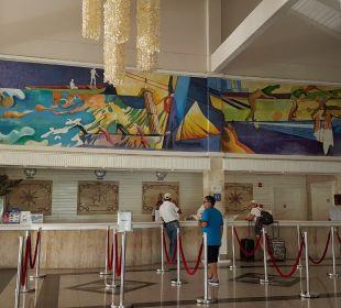 Lobby Hotel Vista Sol Punta Cana